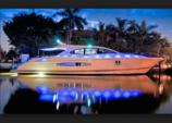 "75 ft. Lazzara Marine 75'4"" E Cruiser Boat Rental Miami Image 5"