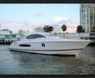 "75 ft. Lazzara Marine 75'4"" E Cruiser Boat Rental Miami Image 7"