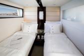 "75 ft. Lazzara Marine 75'4"" E Cruiser Boat Rental Miami Image 10"
