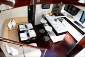 "75 ft. Lazzara Marine 75'4"" E Cruiser Boat Rental Miami Image 12"