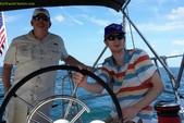 40 ft. Jeanneau Sailboats Sun Odyssey 409 Cruiser Boat Rental Tampa Image 16
