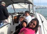 40 ft. Jeanneau Sailboats Sun Odyssey 409 Cruiser Boat Rental Tampa Image 30