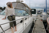 33 ft. Sea Ray Boats 300 Sundancer Cruiser Boat Rental Chicago Image 5