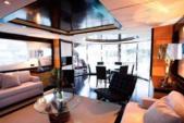 90 ft. Eagle Performance Boats Eagle 90 Raised Pilothouse Cruiser Boat Rental Miami Image 4