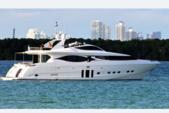 90 ft. Eagle Performance Boats Eagle 90 Raised Pilothouse Cruiser Boat Rental Miami Image 1
