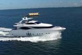 90 ft. Eagle Performance Boats Eagle 90 Raised Pilothouse Cruiser Boat Rental Miami Image 5
