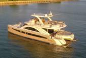 62 ft. Rodriguez catamaran Catamaran Boat Rental Miami Image 13