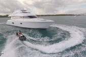 84 ft. Lazzara Marine 84 Motor Yacht Boat Rental Miami Image 4