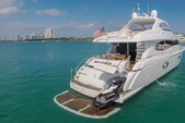 84 ft. Lazzara Marine 84 Motor Yacht Boat Rental Miami Image 6