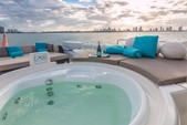 88 ft. Ferretti 88 Motor Yacht Boat Rental Miami Image 5