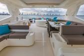 88 ft. Ferretti 88 Motor Yacht Boat Rental Miami Image 6