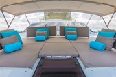 88 ft. Ferretti 88 Motor Yacht Boat Rental Miami Image 9