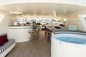 103 ft. Johnson Boats 103 Motor Yacht Boat Rental Miami Image 4