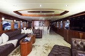 103 ft. Johnson Boats 103 Motor Yacht Boat Rental Miami Image 7