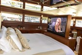 103 ft. Johnson Boats 103 Motor Yacht Boat Rental Miami Image 10