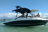 20 ft. Bayliner VR5 BR  Bow Rider Boat Rental Miami Image 4