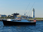 33 ft. Fortier Boats 33 Express Cruiser Boat Rental Boston Image 3