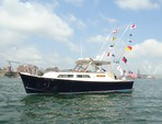 33 ft. Fortier Boats 33 Express Cruiser Boat Rental Boston Image 2