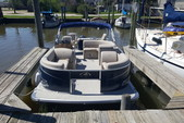 22 ft. Avalon Pontoons 22' LSZ Fish Pontoon Boat Rental N Texas Gulf Coast Image 6