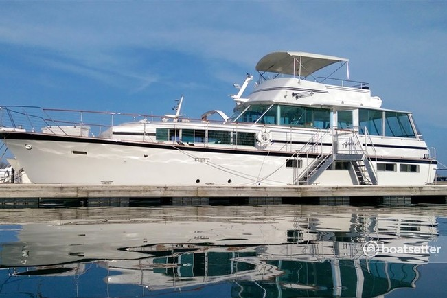 Rent A 1972 69 Ft Chris Craft 68 Roamer In Chicago Il On