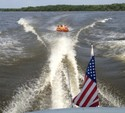 36 ft. Monterey Boats 322 Cruiser Cruiser Boat Rental Washington DC Image 11