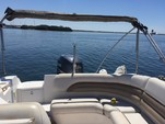 23 ft. Hurricane Boats SD 237 DC Deck Boat Boat Rental Tampa Image 25