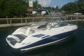 23 ft. Yamaha AR230 High Output  Jet Boat Boat Rental Miami Image 3