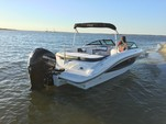 24 ft. Sea Ray Boats 21 SPX w/150 EFI 4-S  Bow Rider Boat Rental Charleston Image 1