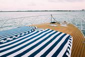 40 ft. Baia Jeroboam Cruiser Boat Rental Miami Image 14