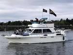 42 ft. Uniflite 42 Double Cabin Motor Yacht Boat Rental Seattle-Puget Sound Image 4