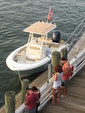 20 ft. Pioneer Boats 197 Islander Center Console Boat Rental Charleston Image 4