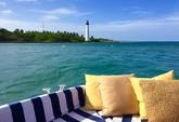 40 ft. Baia Jeroboam Cruiser Boat Rental Miami Image 10