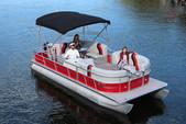 22 ft. Bentley Pontoon 220 Prestige LC  Pontoon Boat Rental Miami Image 3