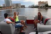 22 ft. Bentley Pontoon 220 Prestige LC  Pontoon Boat Rental Miami Image 5
