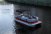 22 ft. Bentley Pontoon 220 Prestige LC  Pontoon Boat Rental Miami Image 8