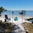 25 ft. Crest Pontoons 250 Wave Pontoon Boat Rental Tampa Image 5