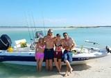25 ft. Crest Pontoons 250 Wave Pontoon Boat Rental Tampa Image 3