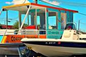 25 ft. Crest Pontoons 250 Wave Pontoon Boat Rental Tampa Image 1