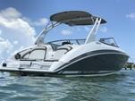 24 ft. Yamaha 242 Limited S Jet Boat Boat Rental Miami Image 1