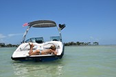 19 ft. Yamaha AR 190 Bow Rider Boat Rental Miami Image 14