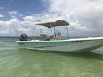 25 ft. Carolina Skiff 258 DLV Center Console Boat Rental Tampa Image 11