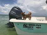 25 ft. Carolina Skiff 258 DLV Center Console Boat Rental Tampa Image 9