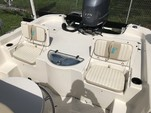 25 ft. Carolina Skiff 258 DLV Center Console Boat Rental Tampa Image 14