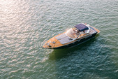 40 ft. Baia Jeroboam Cruiser Boat Rental Miami Image 12