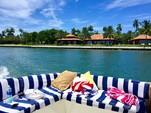 40 ft. Baia Jeroboam Cruiser Boat Rental Miami Image 24