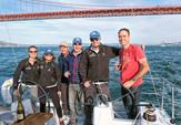 36 ft. Beneteau Oceanis 35 Cruiser Sloop Boat Rental San Francisco Image 8