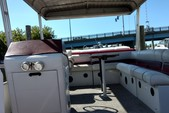 24 ft. Riviera Cruiser C-24 Pontoon Boat Rental Rest of Northeast Image 3