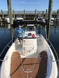 24 ft. Boston Whaler 230 Dauntless w/250XL DTS Verado Center Console Boat Rental New York Image 3
