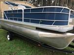 20 ft. Godfrey Marine Sweetwater 2086 Pontoon Boat Rental Dallas-Fort Worth Image 2