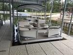 21 ft. Godfrey Marine Sweetwater 2186 DF Pontoon Boat Rental Dallas-Fort Worth Image 1
